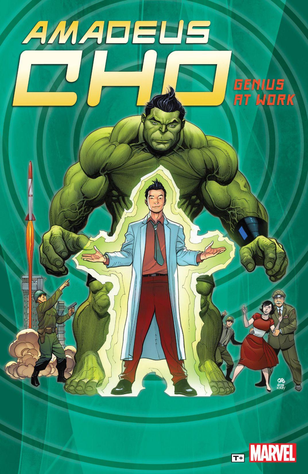 Amadeus Cho: Genius at Work TPB Vol 1