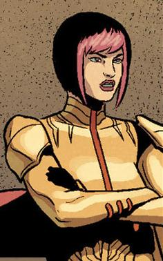 Annie (Noh-Varr, Construct) (Earth-616)
