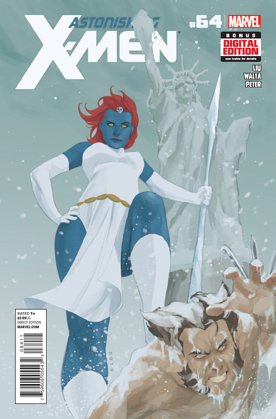 Astonishing X-Men Vol 3 64