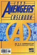 Avengers Casebook 1999 Vol 1 1