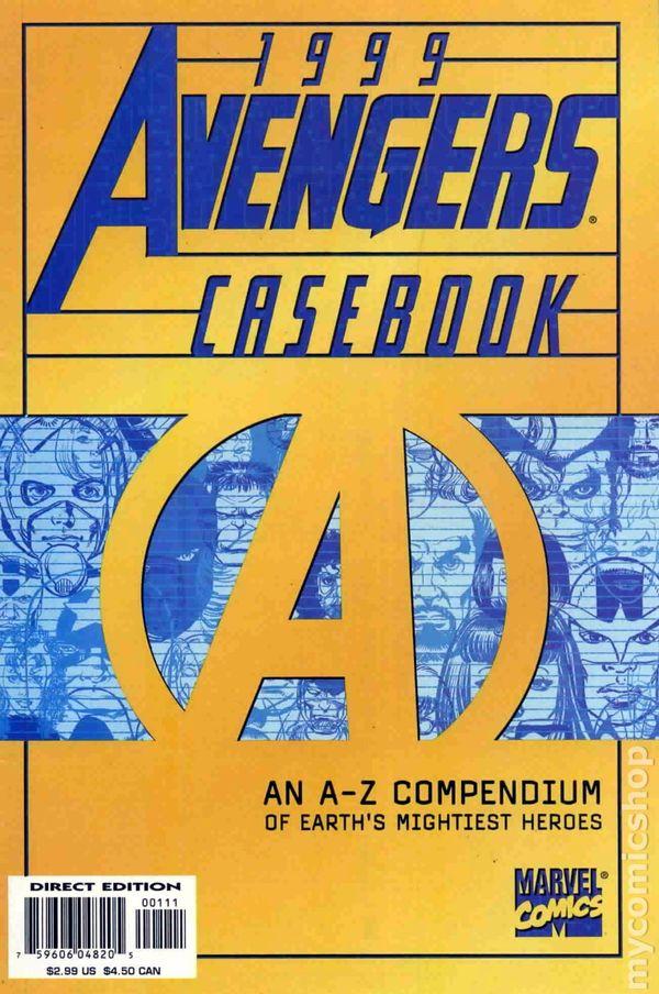 Avengers Casebook 1999 Vol 1