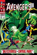 Avengers Vol 1 45