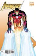 Avengers Vol 4 3 Iron Man Variant