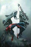 Avengers Vol 8 7 Marvel's Spider-Man Video Game Variant Textless