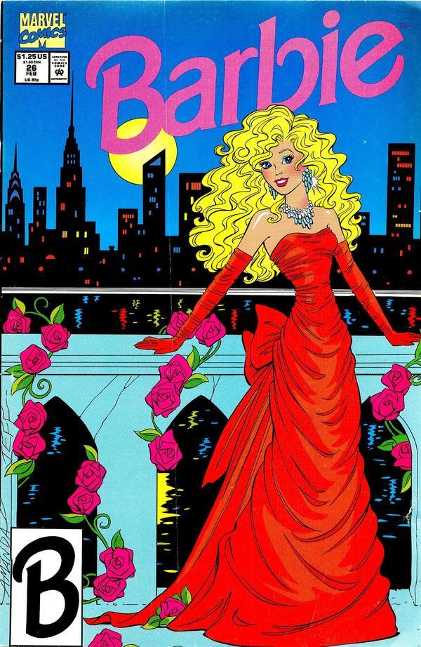Barbie Vol 1 26