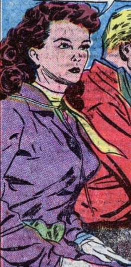 Belle Taylor (Earth-616)