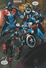 Captain America Corps (Earth-616)