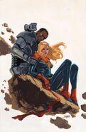 Captain Marvel Vol 10 26 Asrar Variant Textless