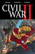 Civil War II Vol 1 2