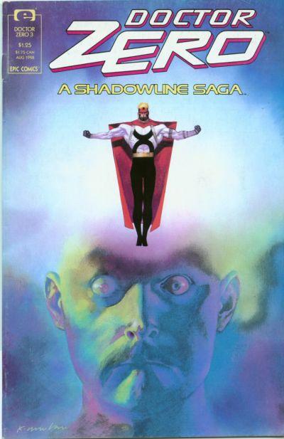 Doctor Zero Vol 1 3