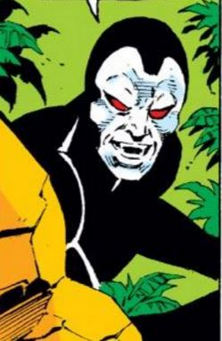 Dreadface (Earth-616)