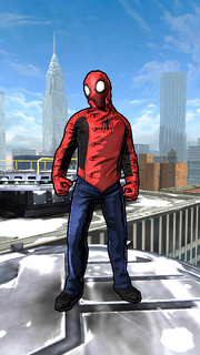 Ezekiel Sims (Earth-TRN461) from Spider-Man Unlimited (video game) 002.png
