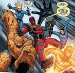 Fantastic Four (Earth-TRN841)
