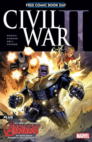 Free Comic Book Day Vol 2016 Civil War II.jpg