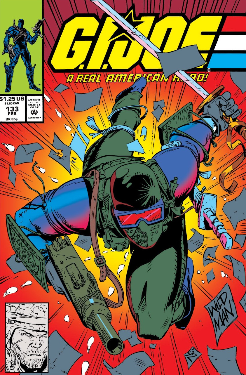 G.I. Joe: A Real American Hero Vol 1 133