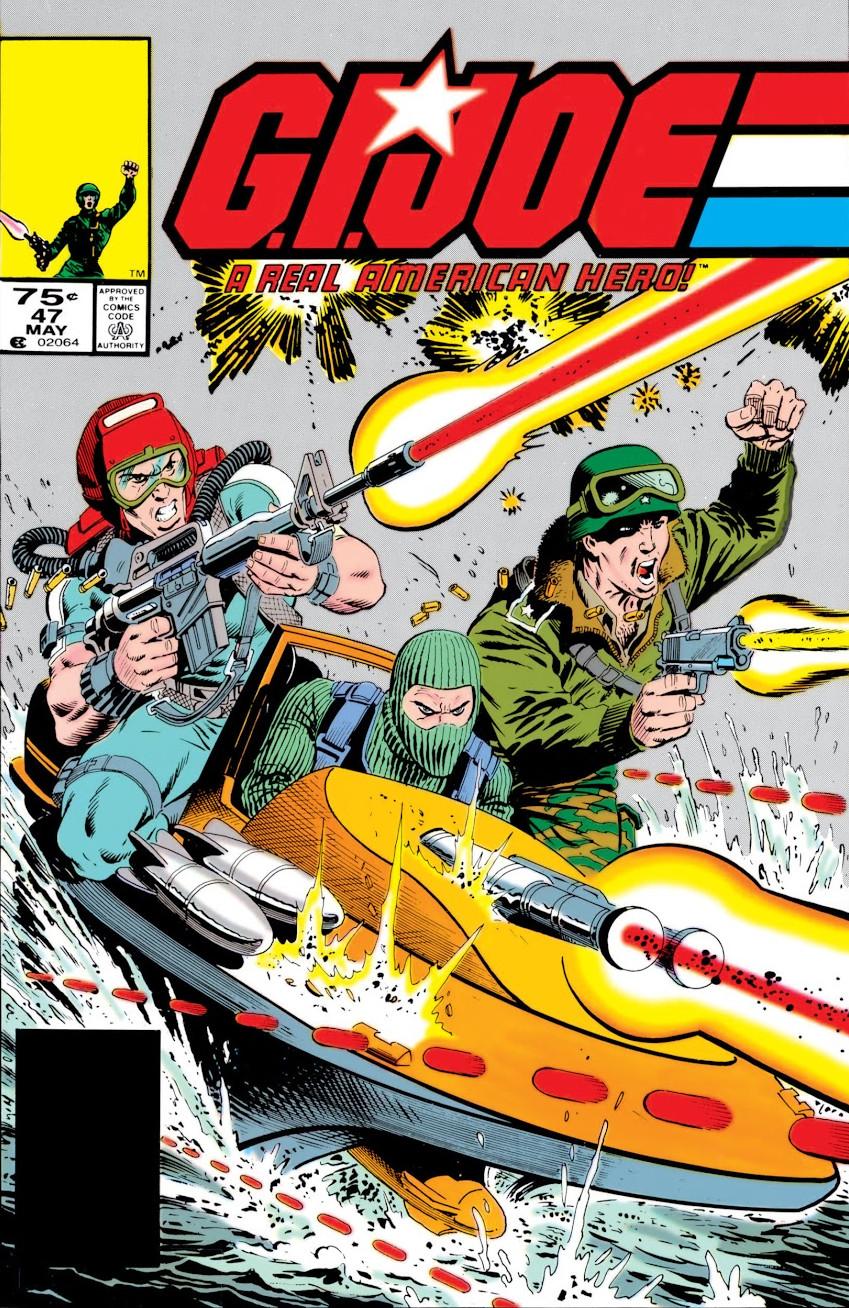 G.I. Joe: A Real American Hero Vol 1 47