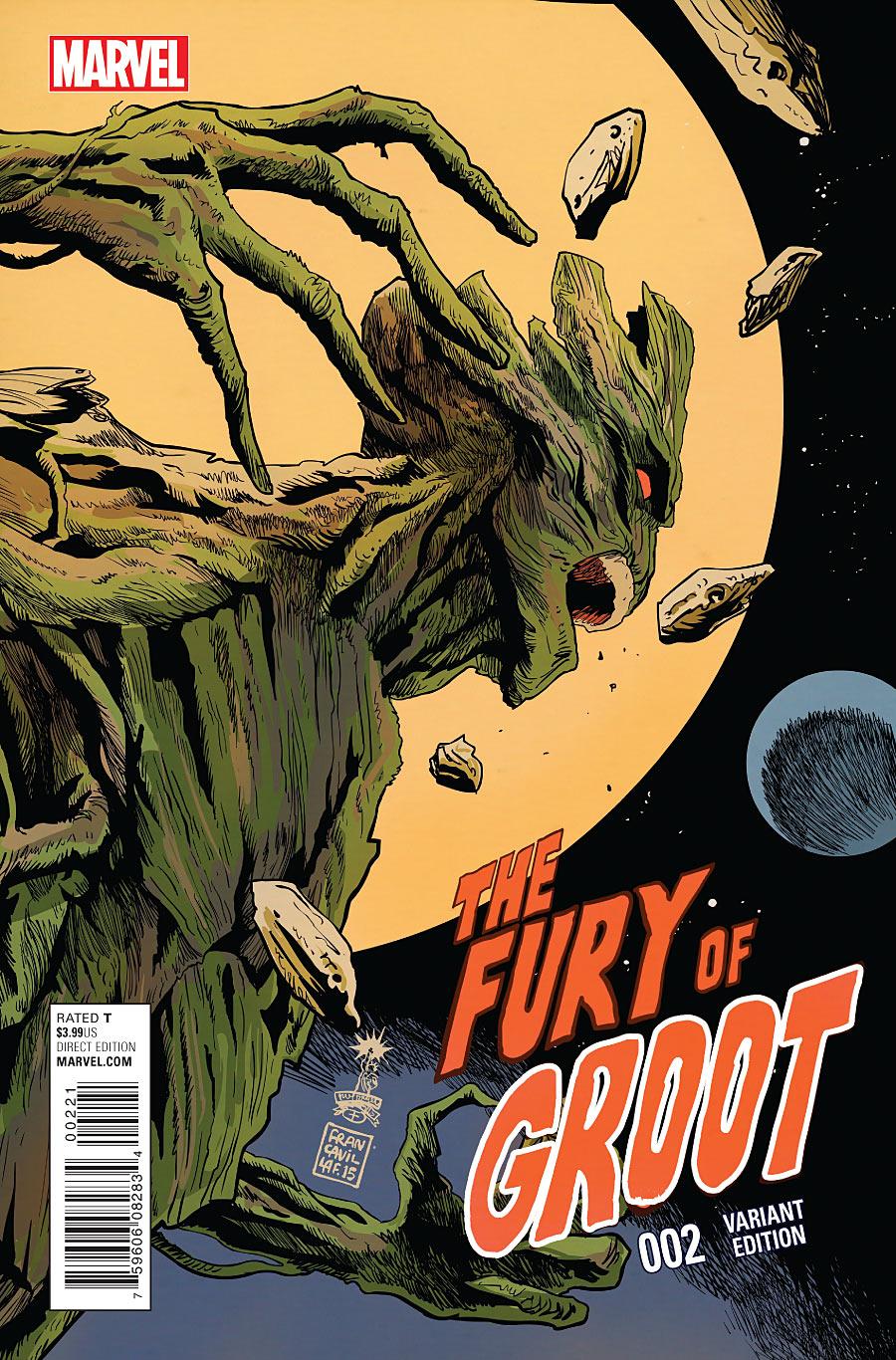 Groot Vol 1 2 Francavilla Variant.jpg