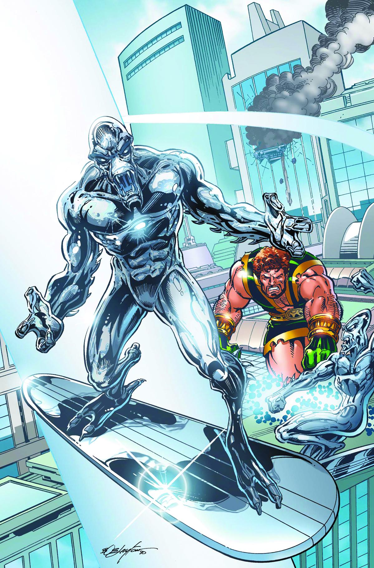 Silver Surfer (Kawan) (Earth-829)