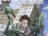 Heroes Reborn: Peter Parker, The Amazing Shutterbug Vol 1 1