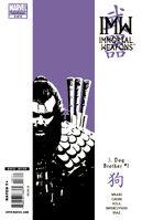 Immortal Weapons Vol 1 3