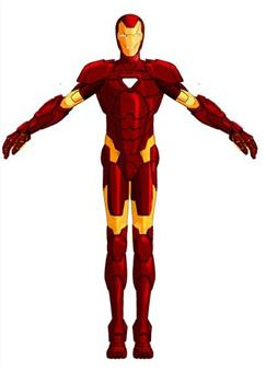 Iron Man Armor MK II (Earth-904913)