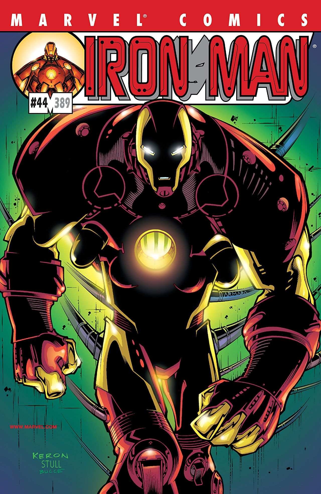 Iron Man Vol 3 44