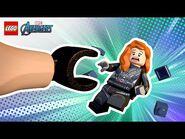 """LEGO Marvel Avengers- Climate Conundrum – Episode 4- """"Red Skull Rising"""""""