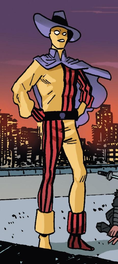 Madcap's Suit