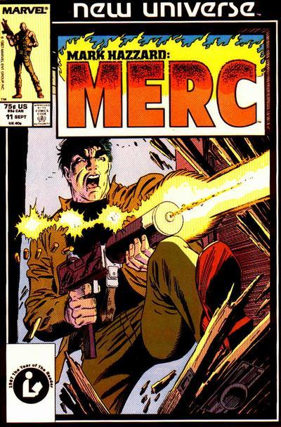 Mark Hazzard: Merc Vol 1 11