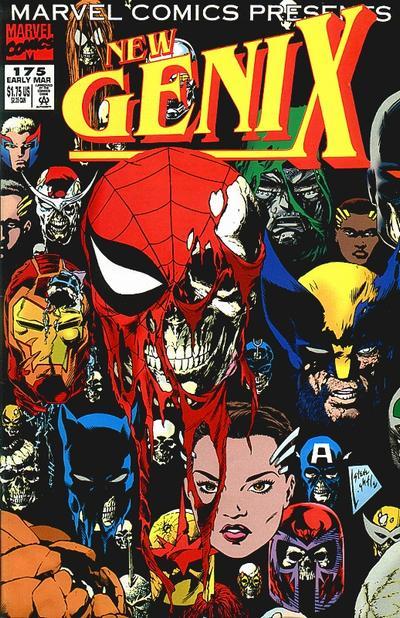 Marvel Comics Presents Vol 1 175