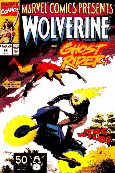Marvel Comics Presents Vol 1 68
