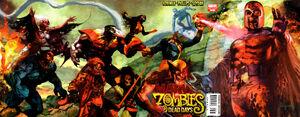 Marvel Zombies - Dead Days Vol 1 1 Wraparound