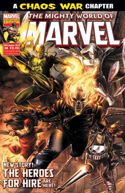 Mighty World of Marvel Vol 4 38