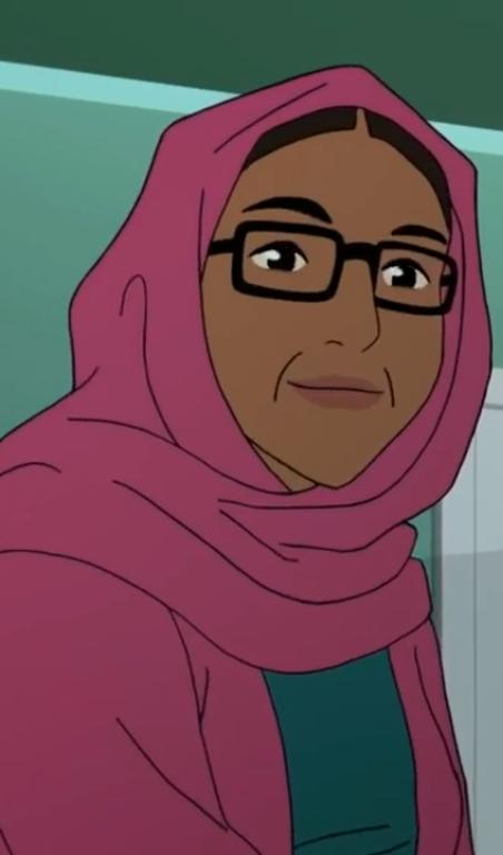 Muneeba Khan (Earth-TRN684)
