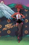 New Mutants Vol 4 19 Dauterman Connecting Variant