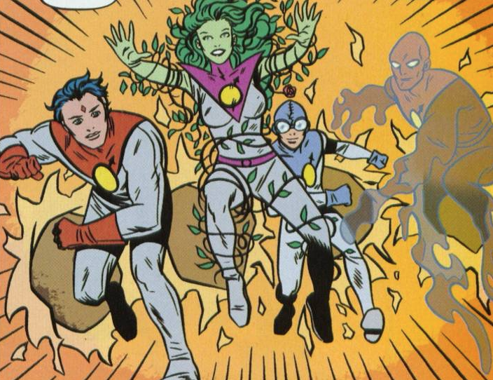 O-Force (Earth-616)/Gallery