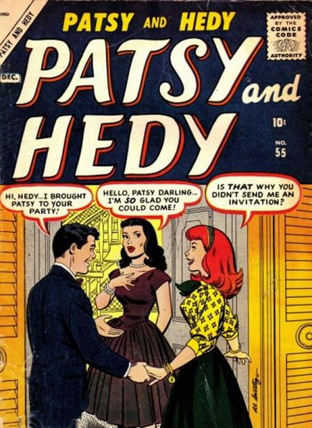 Patsy and Hedy Vol 1 55