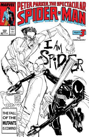 Peter Parker, The Spectacular Spider-Man Vol 1 133.jpg