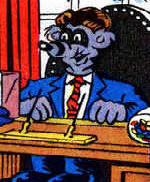 President Raccoon (Earth-8311)
