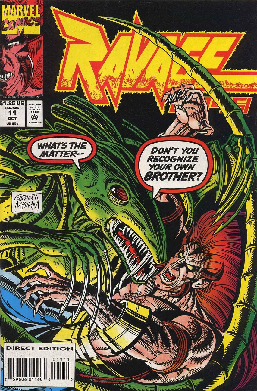 Ravage 2099 Vol 1 11