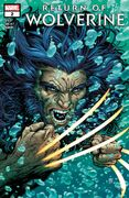 Return of Wolverine Vol 1 2