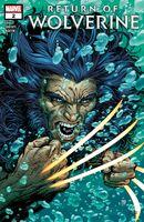 Return of Wolverine Vol 1 2