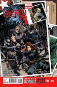 Secret Avengers Vol 2 1