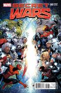 Secret Wars Vol 1 1 Cheung Variant