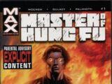 Shang-Chi: Master of Kung Fu Vol 1
