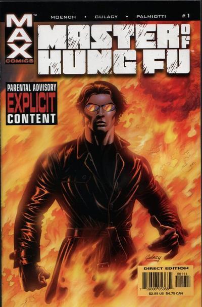 Shang-Chi: Master of Kung Fu Vol 1 1