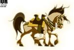 Sleipnir (Earth-8096) from Thor Tales of Asgard 001.png