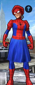 Spider-Ma' am from Spider-Man Unlimited (Video Game) 0001.jpg