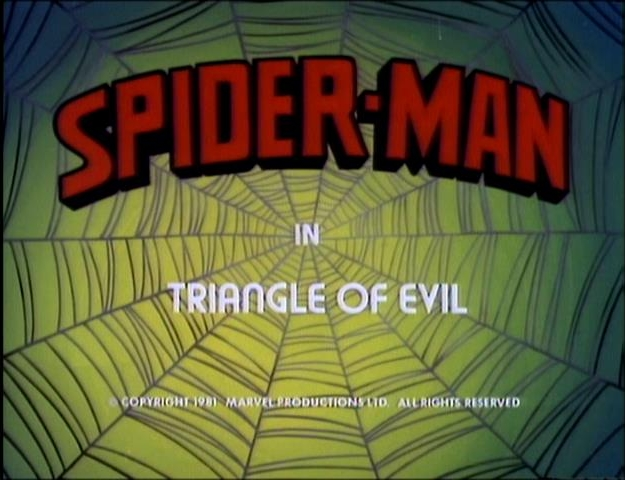 Spider-Man (1981 animated series) Season 1 11