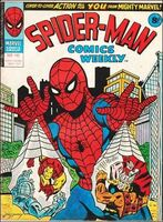 Spider-Man Comics Weekly Vol 1 142